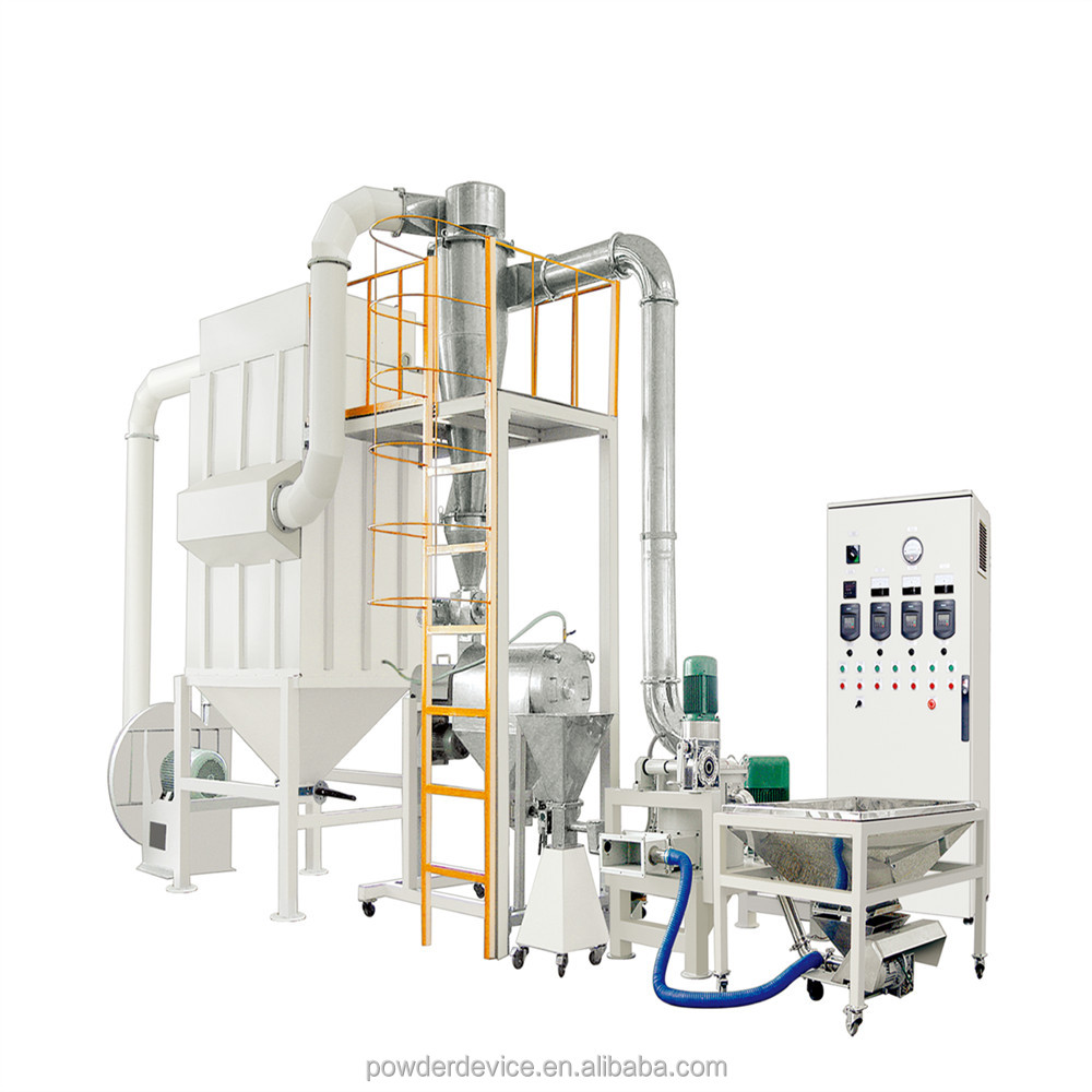 Micron Grinding System of Series ACM for Powder Coating Industry