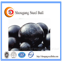 Unbreakable Cast Grinding Iron Ball Die Casting