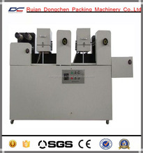 2 colors Adhesive BOPP tape logo printing machine
