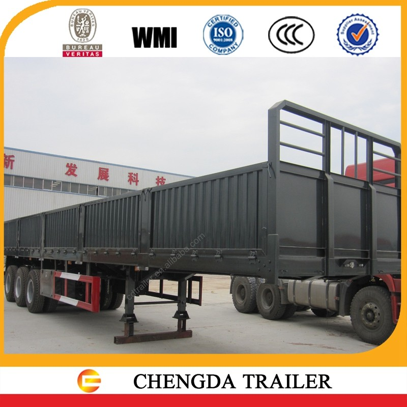 international enclosed cargo trailer, 3 axle size optional cargo box trailer