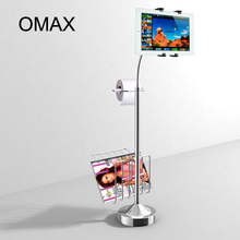 Latest design useful tablet stand in bedroom for Christmas gift
