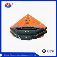 Rigid Type Life Raft with 25 Person Canopled Reversible