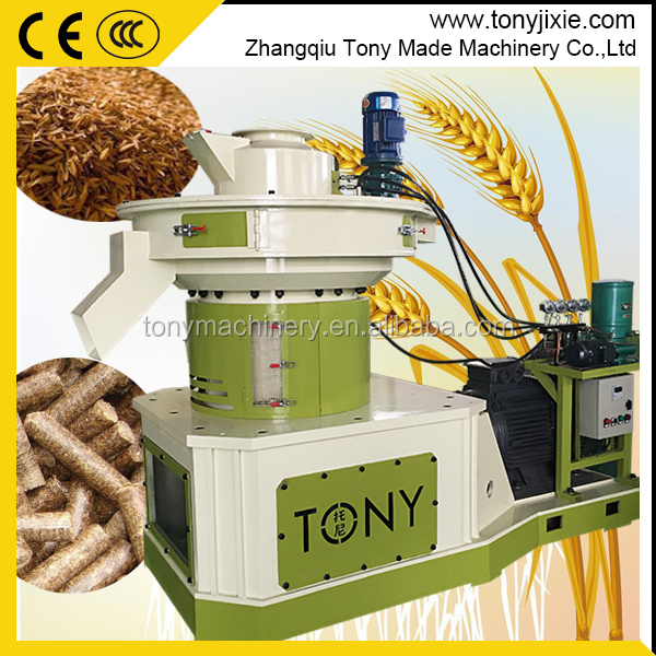 China professional manufacturer coal powder pellet press/wheat straw Pellet Machine for sale