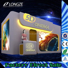 Factory Direct Aale 7d 8d Cinema Augmented Reality Interactive Shooting Games
