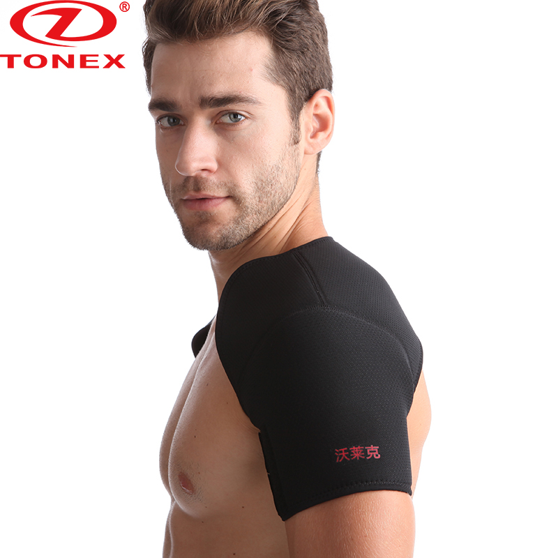 OEM Service Elastic Double Shoulder Brace With Neoprene Protect Back