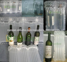 hongbang Inflatable packaging fill air bag air column bag for wine bottle HB 004