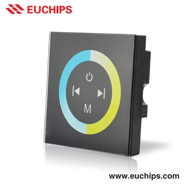 WallDim006: Euchips Color Temperature LED Wall Dimmer