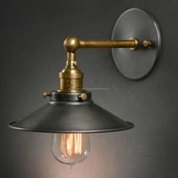 Vintage lighting fixtures wall lamp /Edison bulb with arm wall fixuture
