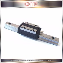 CNC Machine Mini 15mm miniature linear rail slide 1pcs 15mm L-800mm rail+1pcs TRH-BL carriage