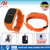 gsm alarm button wireless wristband gps tracker watch