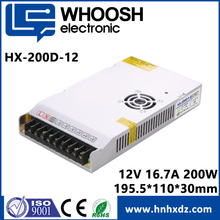 12v 16.7a 200W switching power supply