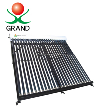 Non-pressurized swimming pool solar collector