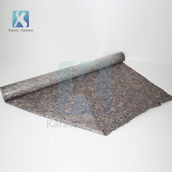 PE film laminated 100 polyester non woven fabric for painter tools