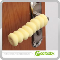 EVA material soft foam door handle protector