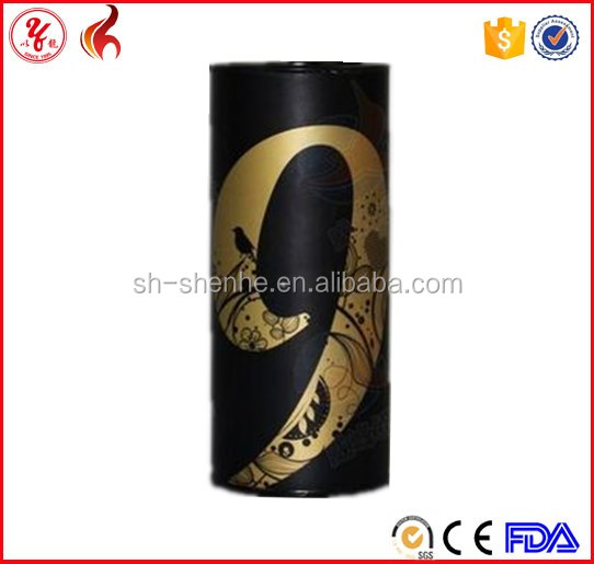 Cardboard Paper Tube with Lid