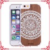 2017 Newest Design Full Wood bamboo phone case for iphone 6 6s plus