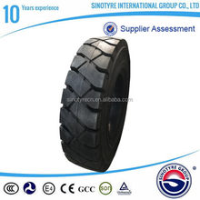 New arrival hot selling solideal tires for forklift