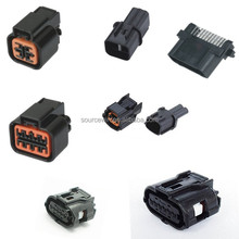 car waterproof 6 way female sumitomo socket connectors auto electric connector 6189-0323