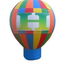 Classic design professional happy birthday self inflatable balloon