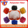dope dyed recycled polyester fiber