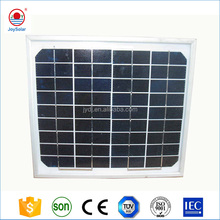 Polycrystalline Top Quality Small Transparent Solar Panel Price India