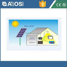 High temperature 1kw home use solar system electric power surfboard