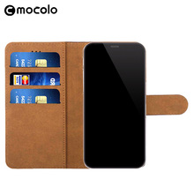 Wallet Case For iPhone X Cover Flip PU Leather Phone Case For iPhoneX Case Funda With Card Solt