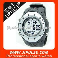 2012 top selling sport watch with pedometer , Pedometer watch