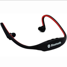 Genuine 4.0 sports stereo neckband wireless bluetooth headset from factory