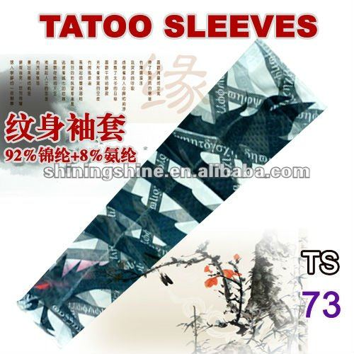 2015 cool fake arm sleeve tattoos