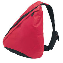 Basic Sling Pack Color is Red