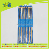 shanghai shingmore bridge bambus needleworks pins mill best selling made in china 35cm single point hand needles
