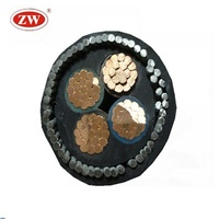 0.6/1kV 4 Core 35mm2 Armoured Cable Specifications