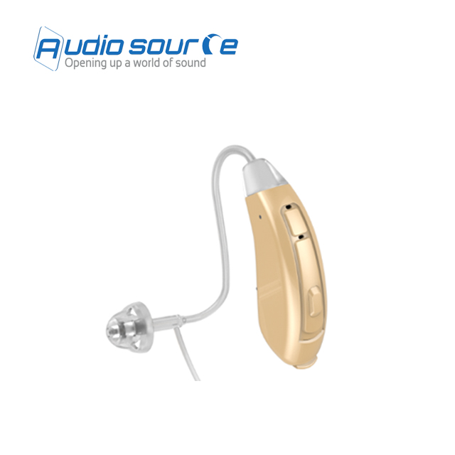 Digital programming 312A BTE 4 channels hearing aid