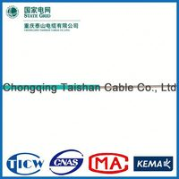Professional Cable Factory Power Supply dark grey color code