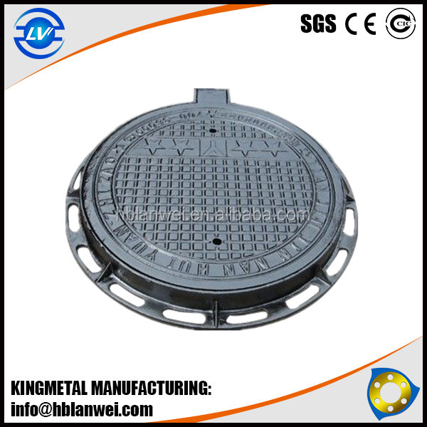 Good Quality Plastic Water Meter Box Manhole Cover