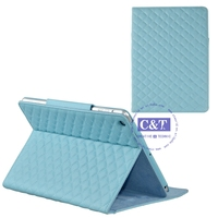 2014 China manufacturer special leather case for ipad2 new ipad