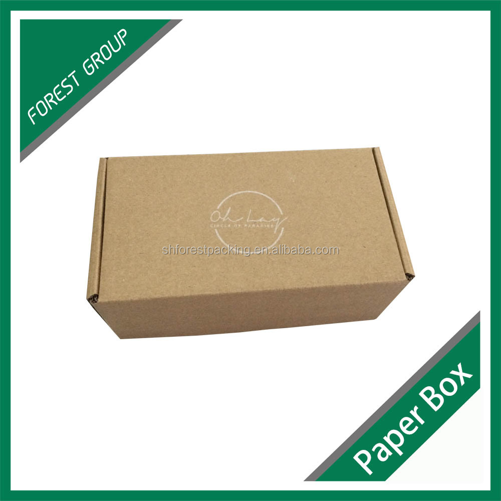 China industrial custom stock corrugated boxes wholesale