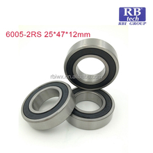 JIANGSU RB TECH Mini bearing specilized Bearing Manufacturer Deep Groove Ball Bearing 6005 for engine parts