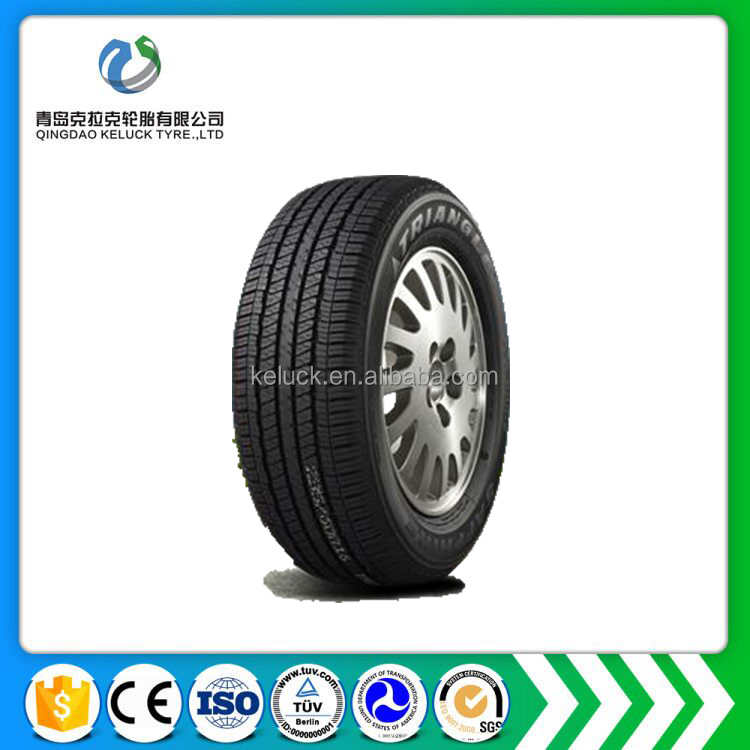 Best quality car tire 235/65/17 PCR China TRIANGLE manufacturer