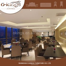 High Quality Commercial Five Stars Hotel Restaurant Furniture Auction