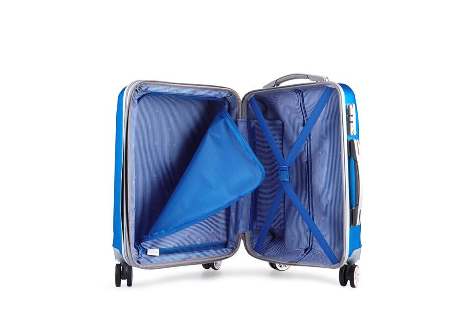 Fashion Hard Shell Travel ABS/PC Carry on bag /luggage suitecase