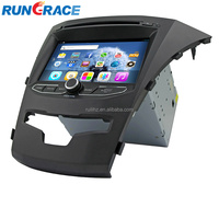 Wholesale 8 inch in-dash Android 4.2 SSangyong Korando car audio