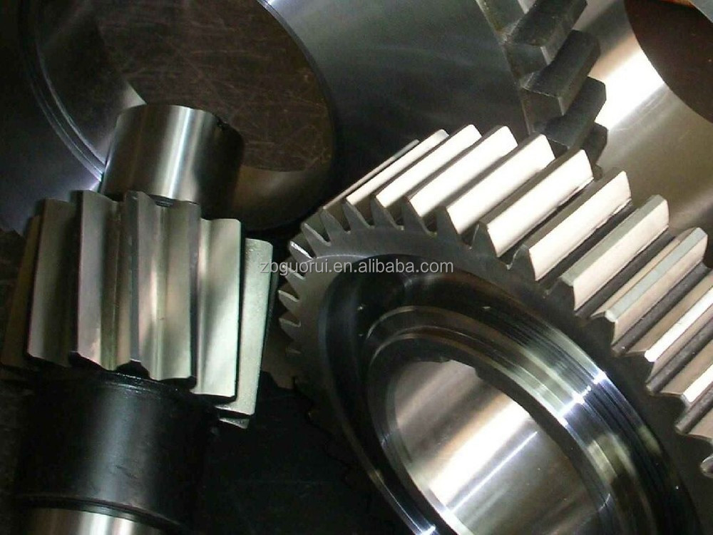 helical gear reducer gear shaft for high transmission on sale
