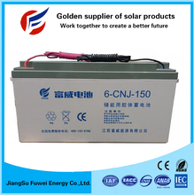 Good consistency low self-discharge deep cycle sealed 12V 150Ah lead acid battery plate