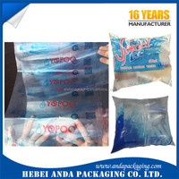 500ml sachet water roll mineral water packet/pure water sachet packing film