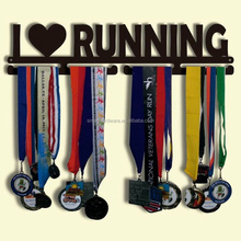 Iron medal hanger Running medal display hanger