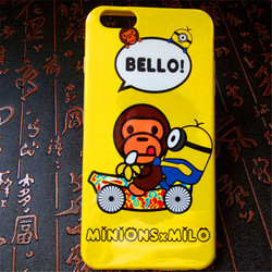 Customized Cartoons Pattern Phone Cases For Iphone 6 Case soft TPU frosting case cover