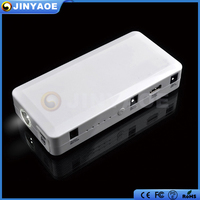 Emergency jump start type 12000mah portable power bank jump starter for 12v car