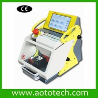 2016 original automatic key cutting machine sec-e9 for locksmith for locksmith sec e9 key cutting machine